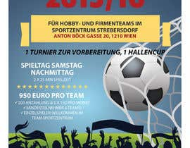 #8 for Flyer for Indoor Soccer Championship in pdf format af sunsum
