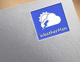 shivamaggarwal96 tarafından Design a Logo for WeatherMan için no 40