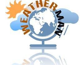 BigBounce tarafından Design a Logo for WeatherMan için no 6