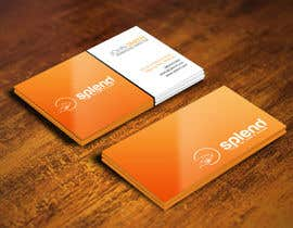 #38 untuk Design some Business Cards for Splend oleh youart2012