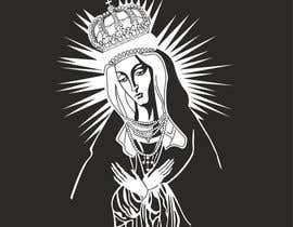 #16 cho Draw a picture of Mary/ Ilustrar uma imagem de Maria bởi todtodoroff
