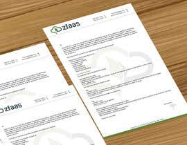 #4 for Design some Business Cards, stationery and a Powerpoint slide template for zfaas Pty Ltd by jobee