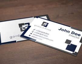 nº 9 pour Design a Business Cards par raywind