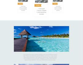 #4 for Build a Tourism Website Design af alssiha