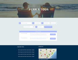 #10 for Build a Tourism Website Design af alssiha
