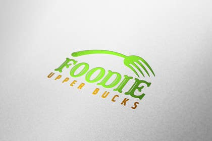 #241 untuk Design a Logo for Upper Bucks Foodie oleh billsbrandstudio