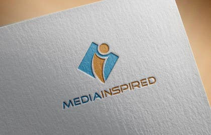 #47 untuk Design a Unique Logo for Media Inspired! oleh chtanveeritp