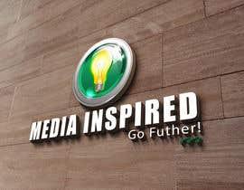 #14 untuk Design a Unique Logo for Media Inspired! oleh roshadennis
