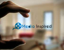 james97 tarafından Design a Unique Logo for Media Inspired! için no 35