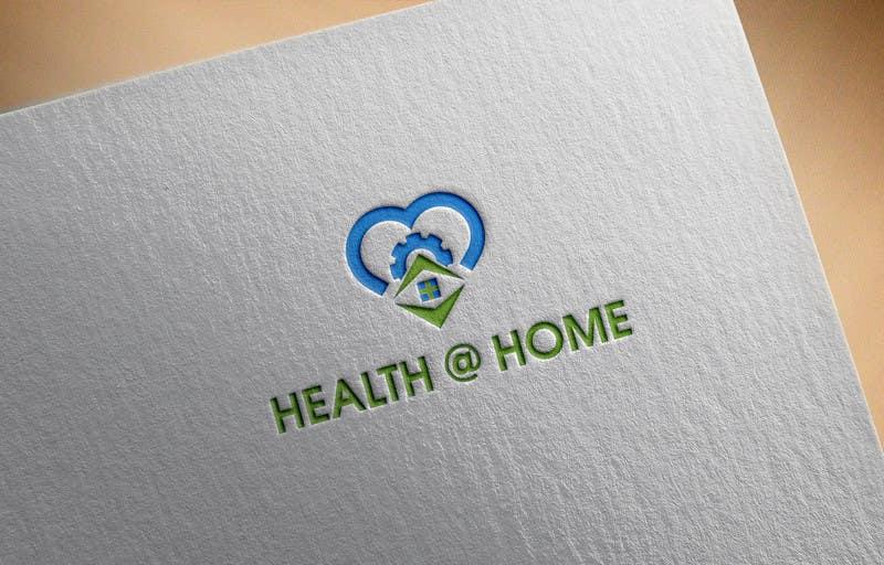 Penyertaan Peraduan #32 untuk Health @ Home