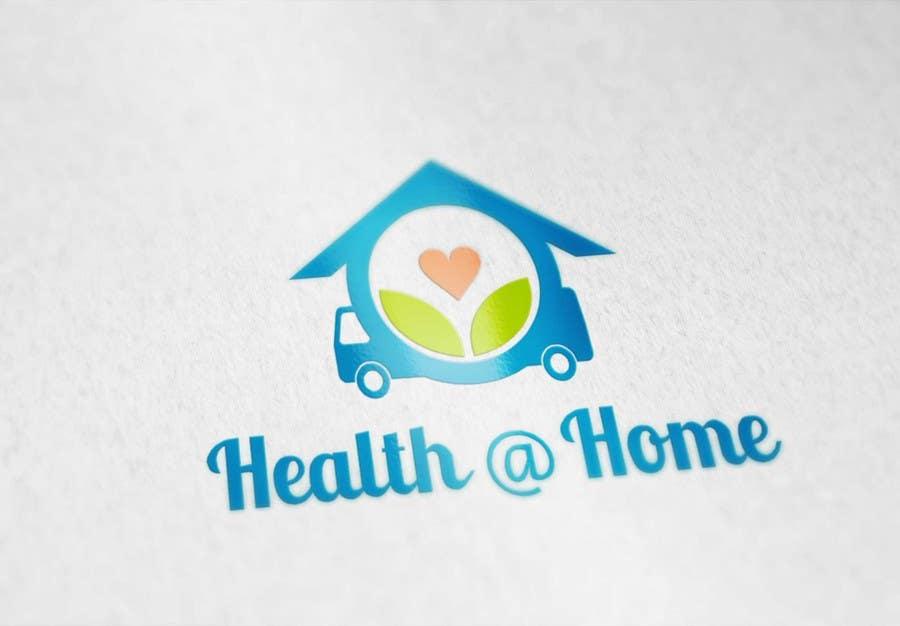 Penyertaan Peraduan #56 untuk Health @ Home