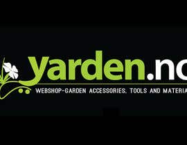 #80 for Logo Design for yarden.no by vinayvijayan