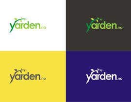#94 para Logo Design for yarden.no de novita007