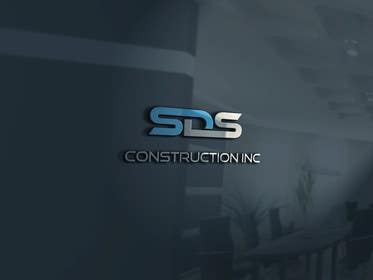 #53 for Design a Logo for SDS Construction, Inc. af Anatoliyaaa