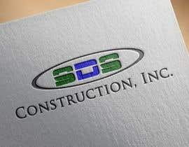 #38 for Design a Logo for SDS Construction, Inc. af mwarriors89