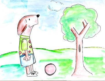 agora906 tarafından Illustration of a Kids Book Character için no 41