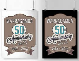 #37 for Design a Logo for 50th Anniversary by annievisualart
