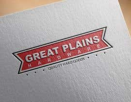 #66 for Design a Logo for Great Plains Hardware by creazinedesign