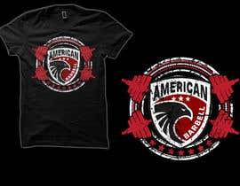 #28 for Design a T-Shirt for AmericanBarbell.com af simrks