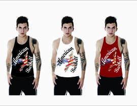 #60 untuk Design a T-Shirt for AmericanBarbell.com oleh Gletjr