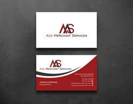 #5 untuk Design some Business Cards for Merchant Services Company oleh SarahDar