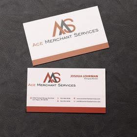 #14 untuk Design some Business Cards for Merchant Services Company oleh rzr9