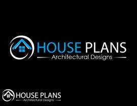 #177 for Design a Logo for HOUSE PLANS Architectural Company by farhanzaidisyed