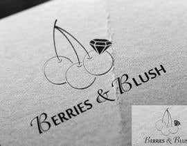 #70 for Design a Logo for Berries and Blush af nataline8730