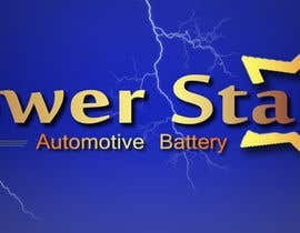 #25 untuk Design a Banner for automotiva battery label oleh click2soumitra
