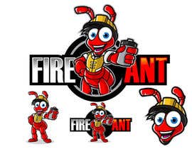 #38 cho Design a Logo for Fire Ant fire suppression system bởi MyPrints