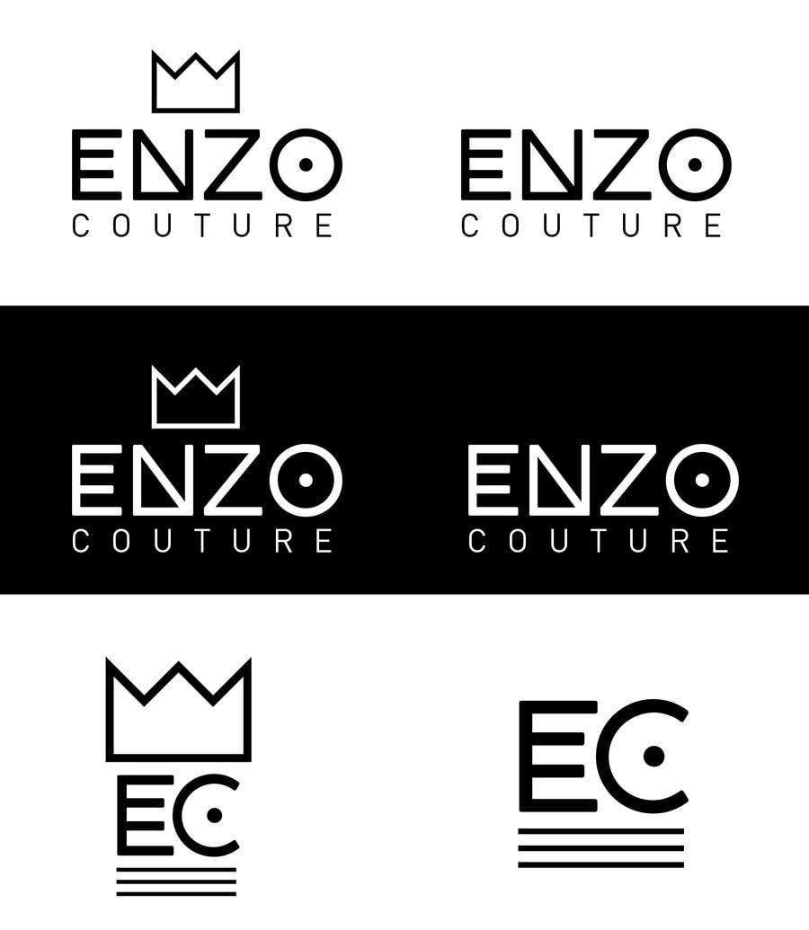 Penyertaan Peraduan #95 untuk Restyling de logotipo actual para empresa de Moda y diseño de isotipo  /  Restyling logo clothing company & Design isotype