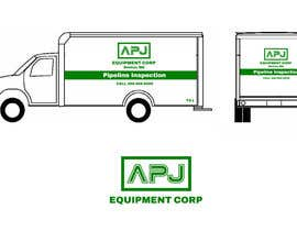 #74 for Vehicle Layout & Advertisement + New Company Logo af roberttayoto
