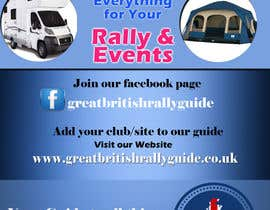 #10 cho Design an Advertisement for Great British Rally Guide bởi gopalnitin