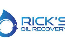 #242 for Design a Logo for Rick's Oil Recovery by swethaparimi