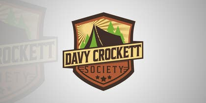 #14 untuk Design a Logo for The Davy Crockett Society oleh johanfcb0690