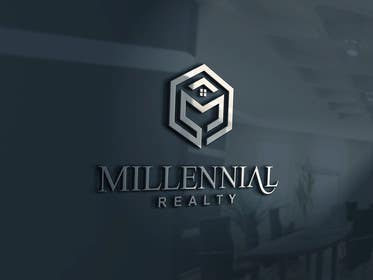 SergiuDorin tarafından Millennial Logo için no 90
