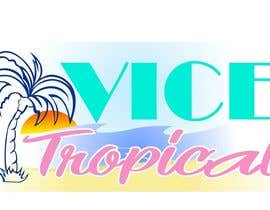 #23 cho Design a Logo for Vice Tropical bởi robertmorgan46