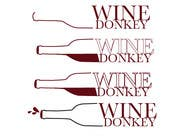 Graphic Design Contest Entry #416 for Logo Design for Wine Donkey