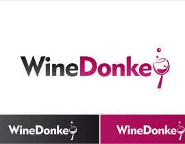 #239 para Logo Design for Wine Donkey por Grupof5