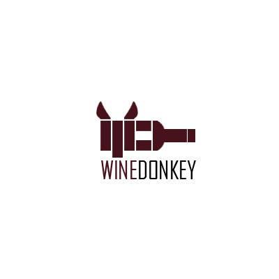 Penyertaan Peraduan #249 untuk Logo Design for Wine Donkey
