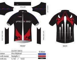 #6 for Design a Cycling kit & Tri-suit af rajmundj