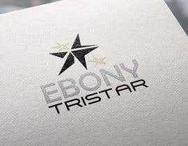 #6 for Design a Logo for Ebony Tristar (Consumer Electronics Sales Agency) by HLMDesign