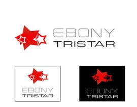 #54 for Design a Logo for Ebony Tristar (Consumer Electronics Sales Agency) af ToDo2ontheroad