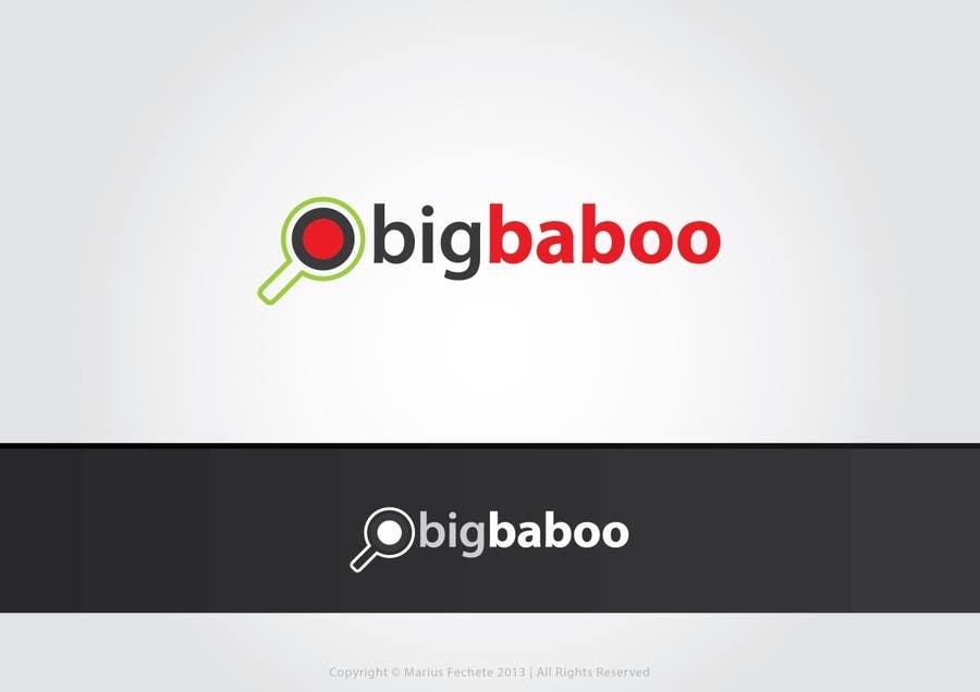 Bài tham dự cuộc thi #                                        61                                      cho                                         BigBaboo logo