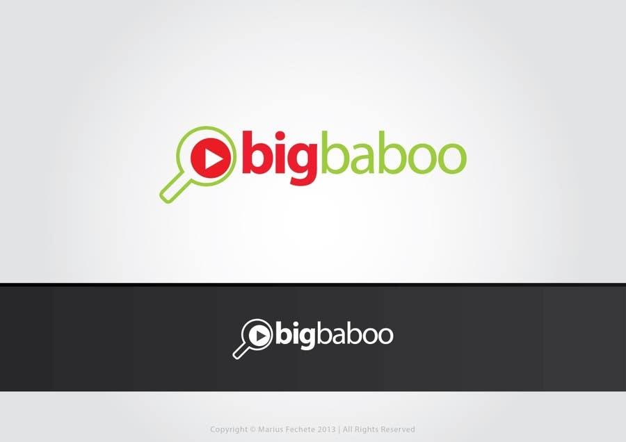 Bài tham dự cuộc thi #                                        62                                      cho                                         BigBaboo logo