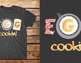 #6 untuk Design a T-Shirt for Cookin! oleh db1404
