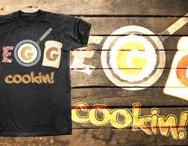 #10 untuk Design a T-Shirt for Cookin! oleh db1404