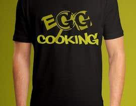 #11 untuk Design a T-Shirt for Cookin! oleh dezsign