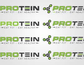 Minimized tarafından Logo design for PROTEIN için no 388