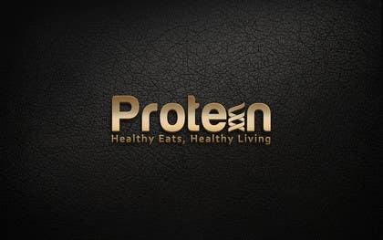 #303 untuk Logo design for PROTEIN oleh affineer